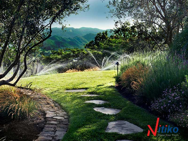 Bộ điều khiển tưới nước HC - Nitiko