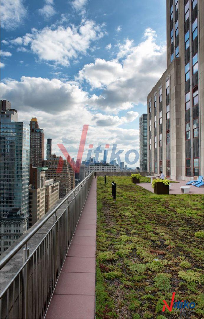 Kiến trúc cảnh quan xanh và thân thiện với môi trường