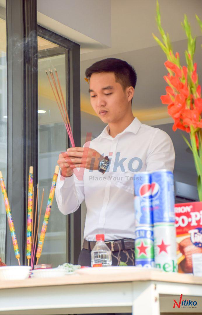 Thông báo: Nitiko khai trương văn phòng mới..